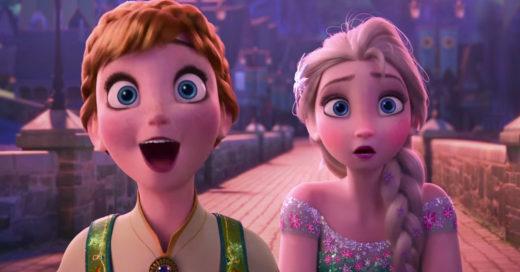 Confirman un descenso en la temperatura, y es que... ¡Frozen 2 es un hecho!