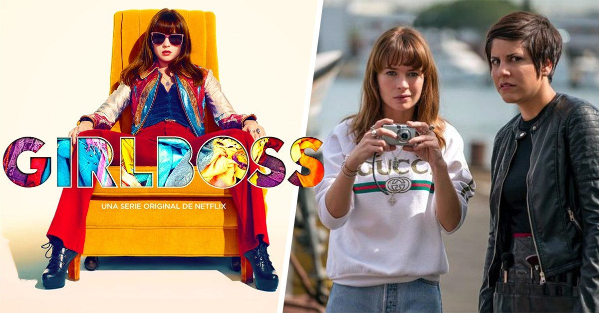Si amaste 'Sex and the City', 'Girlboss' se convertirá en tu favorita