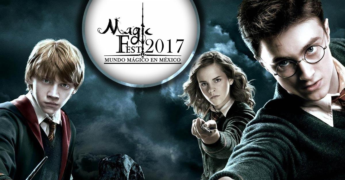 El mundo de Harry Potter cobra vida en el Magic Fest 2017 en la CDMX