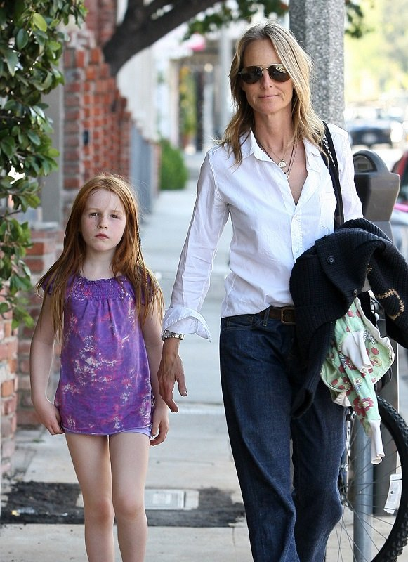 helen hunt y makena lei