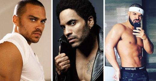 20 hombres de color más guapos que te harán suspirar