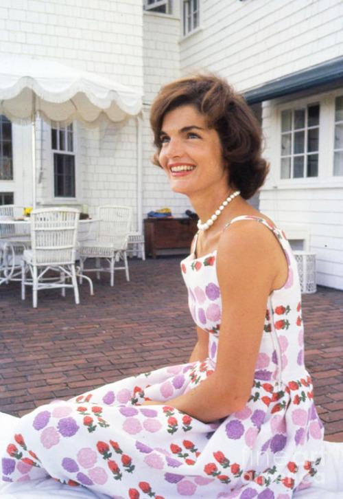 jacqueline kennedy moda