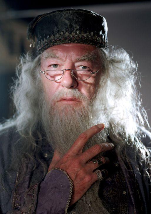 los ojos de dumbledore