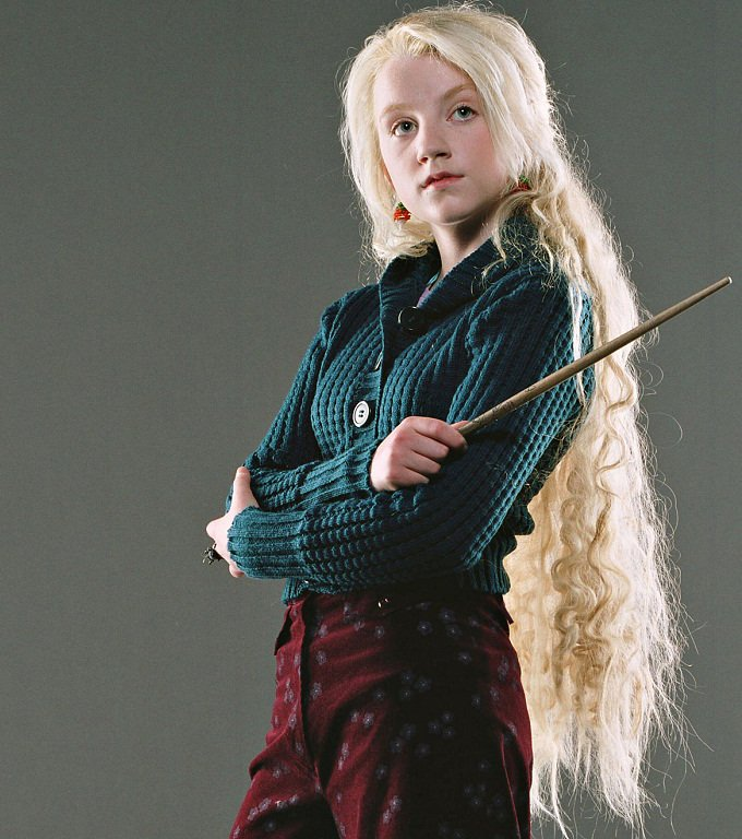 luna lovegood harry potter