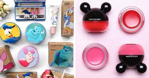 Esta línea de maquillaje inspirada en Disney te llevará de vuelta a tu infancia
