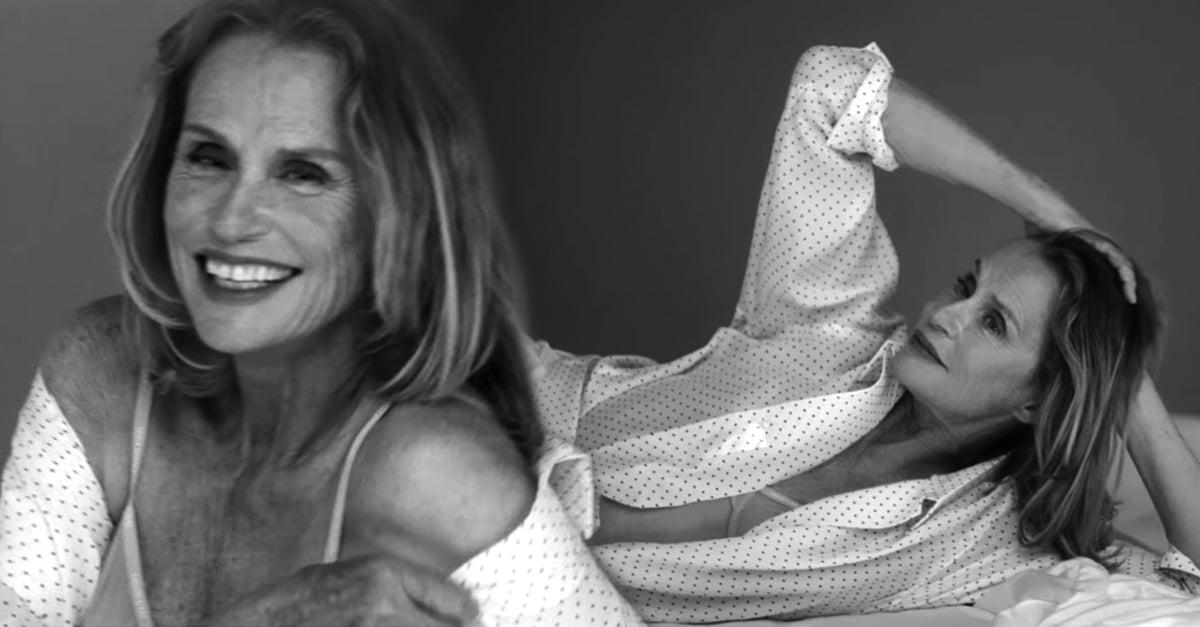 La nueva imagen de Calvin Klein tiene 73 años y luce más hermosa que nunca