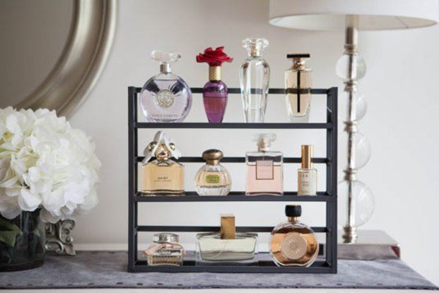 Especiero con perfumes