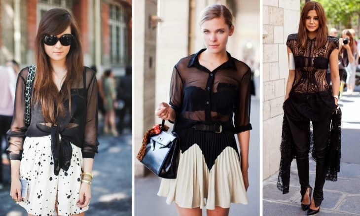 Outfits con bralettes