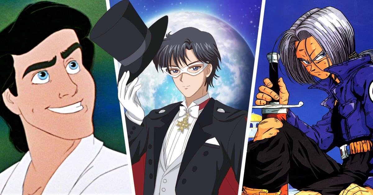 16 Personajes animados tan guapos que son nuestro crush eterno