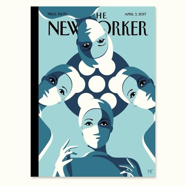 portada ilustración cirujanas New yorker