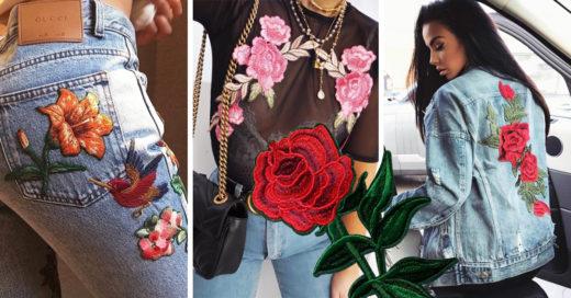 19 Prendas que debes tener para presumir flores 'embroidery' este 2017