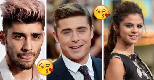 20 Celebridades que nos cuentan todo sobre su primer beso