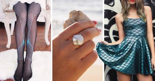 20 Increíbles productos que todas las chicas que aman las sirenas desearán tener