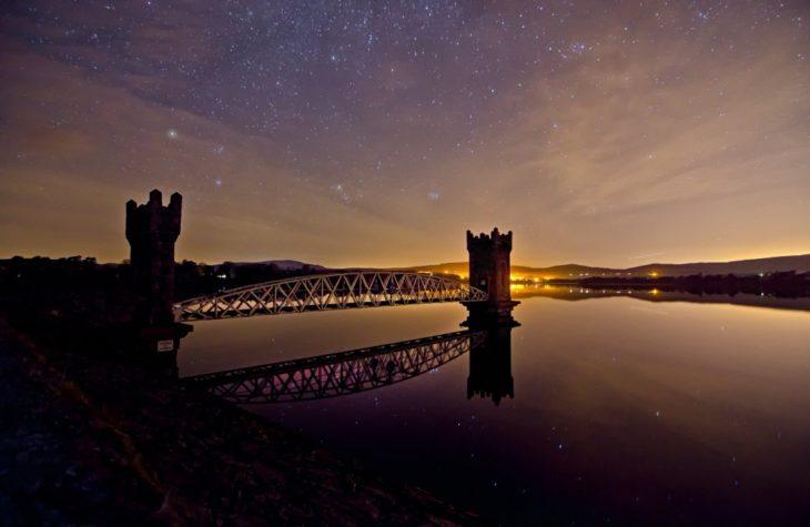 puente haci alas estrellas