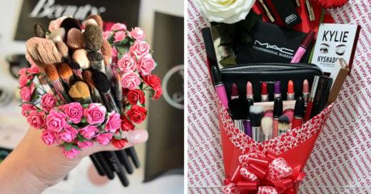 14 Ramos de maquillaje que con los que fácilmente perdonarías a tu novio