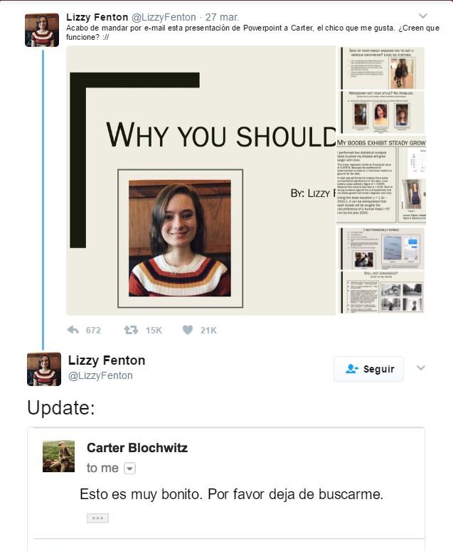 respuesta chica powerpoint