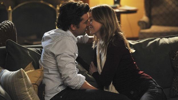 Meredith y Derek
