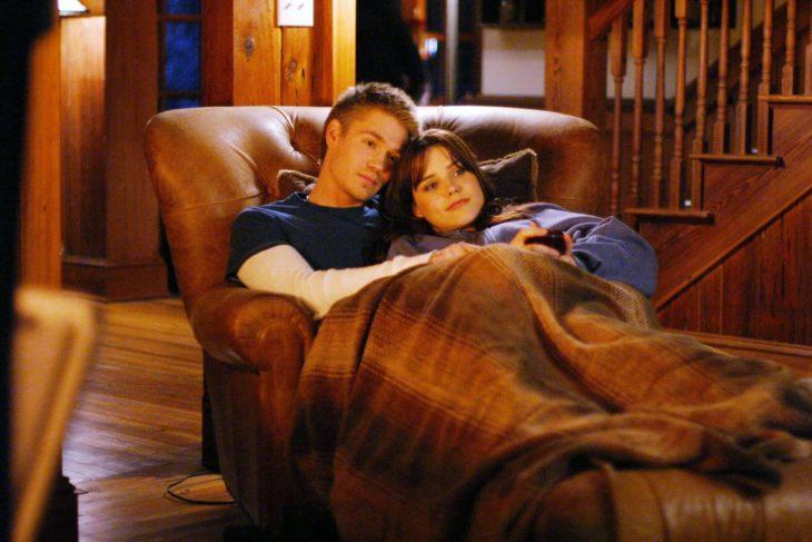 Brooke y Lucas