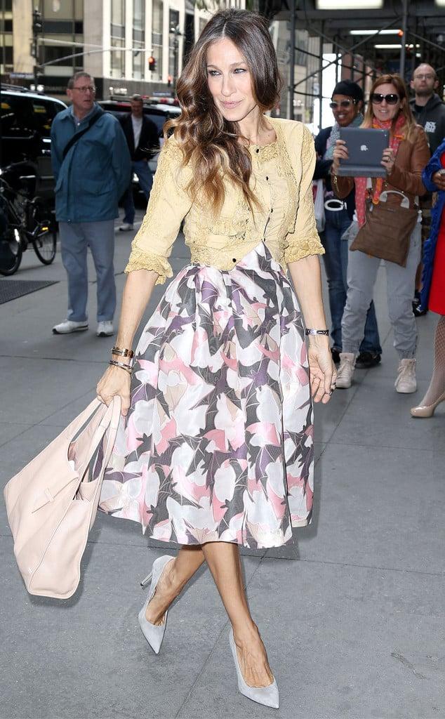 sarah jessica parker moda