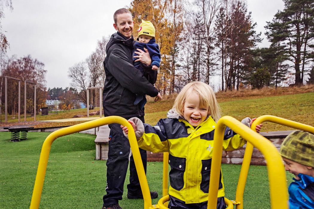 suecos más felices 6 horas