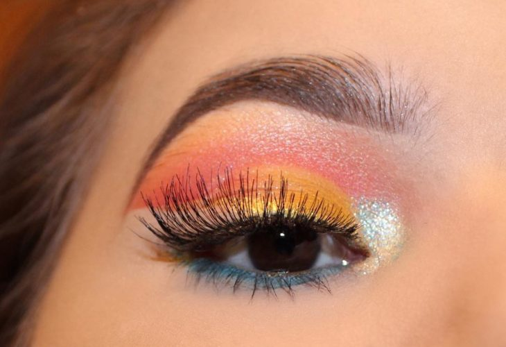 sunset make up 5 el atardecer es hermoso