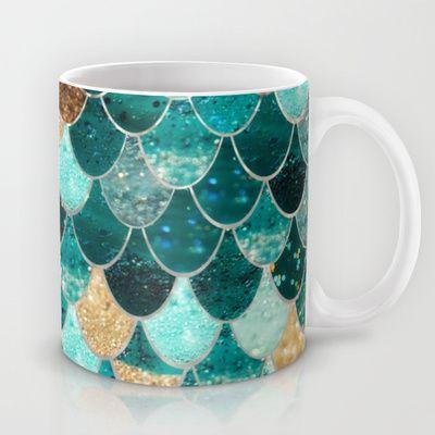 taza de sirena