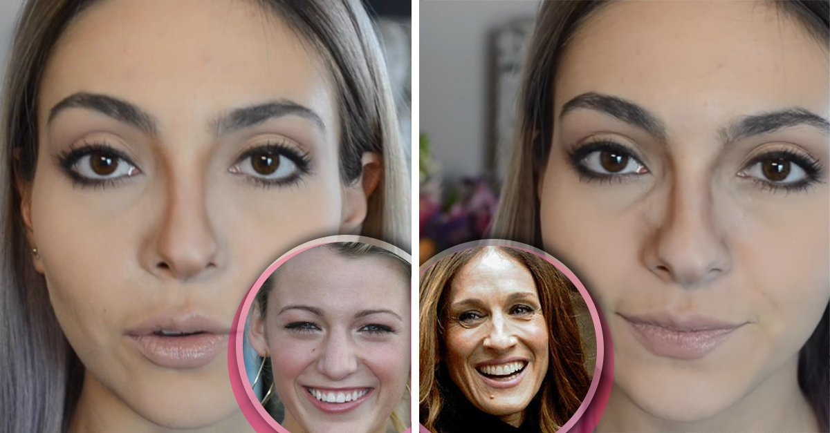 8 Trucos infalibles para contornear tu nariz como 'vloggera' de belleza