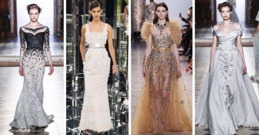 30 Hermosos vestidos de novia alternativos que te dejarán sin aliento