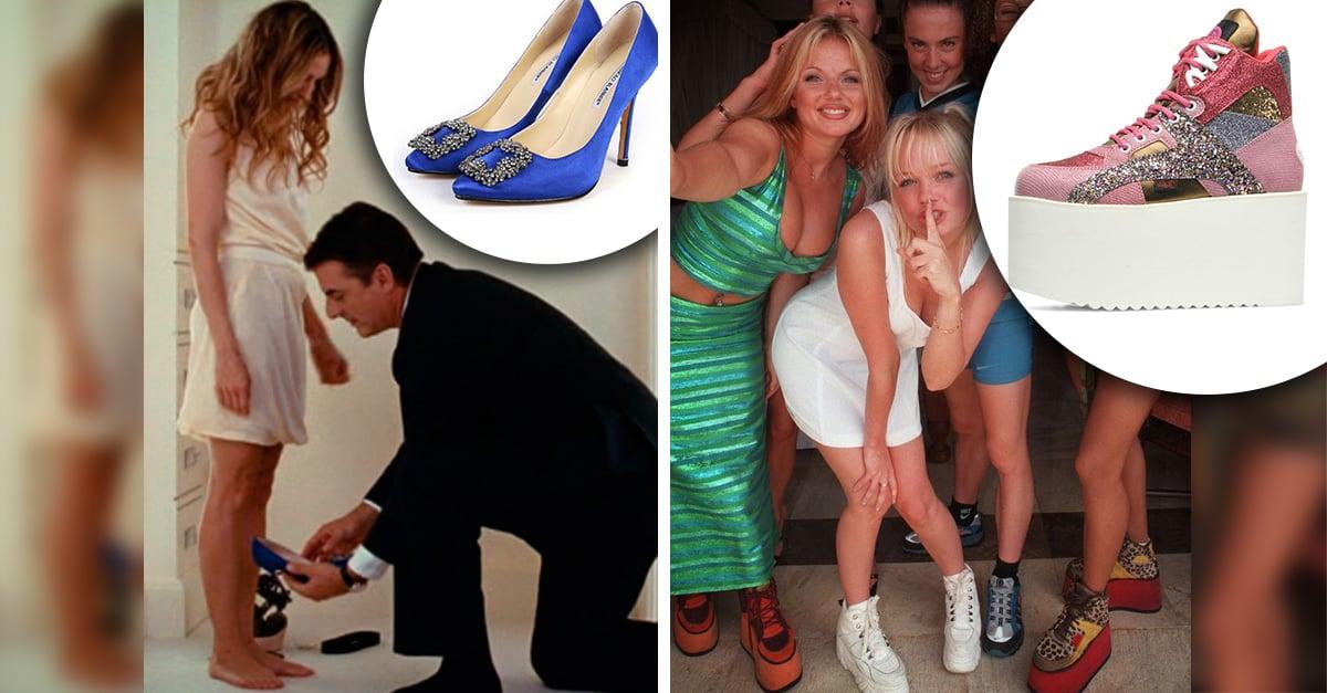 Los 15 icónicos zapatos más famosos de todos los tiempos