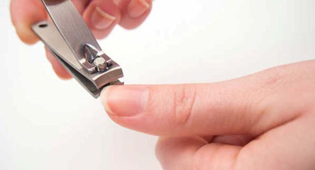 corta uñas