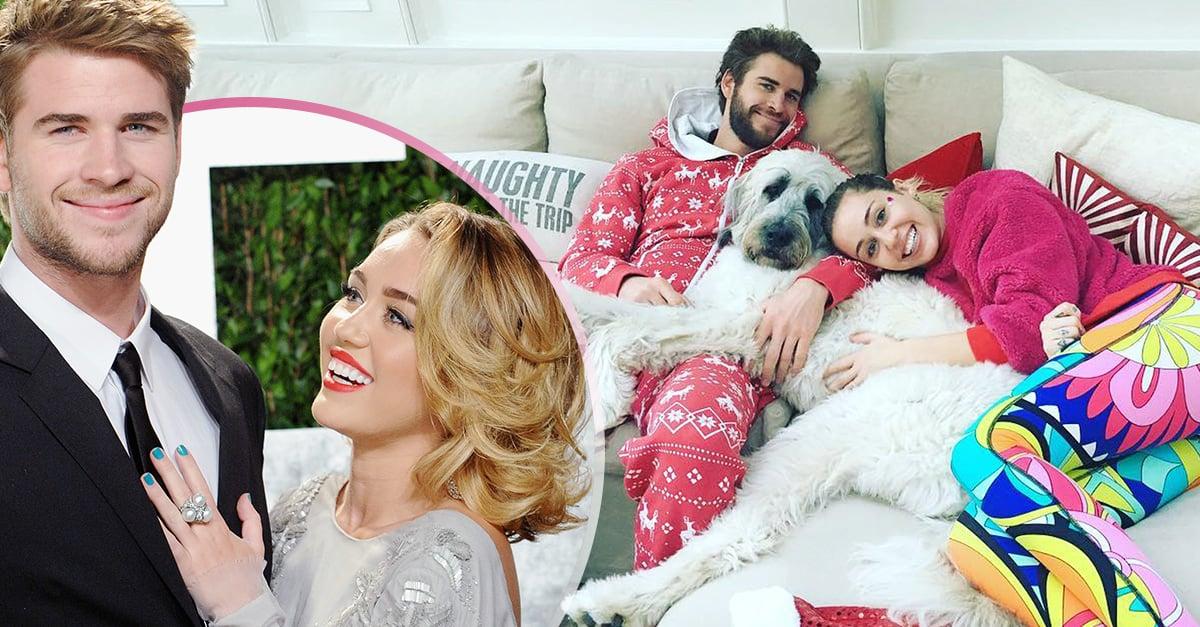 13 Veces en que Miley Cyrus no pudo esconder su amor por Liam