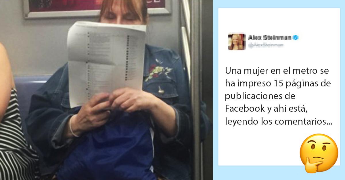 15 Personas mayores que no supieron usar las redes sociales
