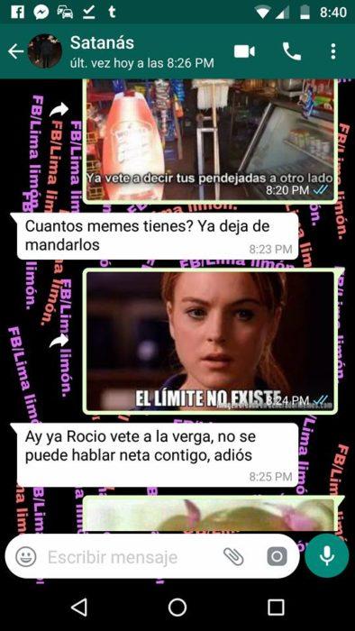 capturas de pantalla con memes