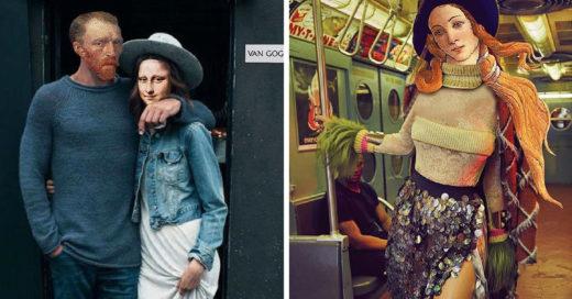 20 Iconos de la historia que se convirtieron en todos unos hipsters
