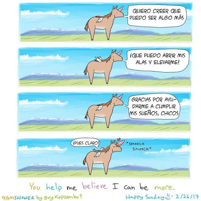 Animales positivos