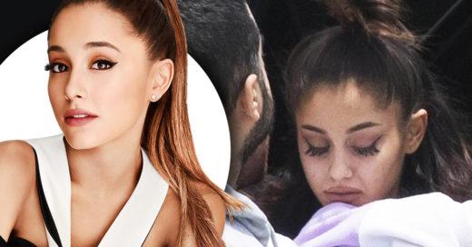 Ariana Grande regresa a casa después del atentado durante su concierto en Manchester