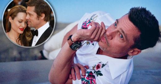 Brad Pitt abrió su corazón y por fin cuenta los detalles tras su divorcio