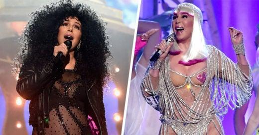 Cher dejó a todos impresionados con su atuendo en los BBMA
