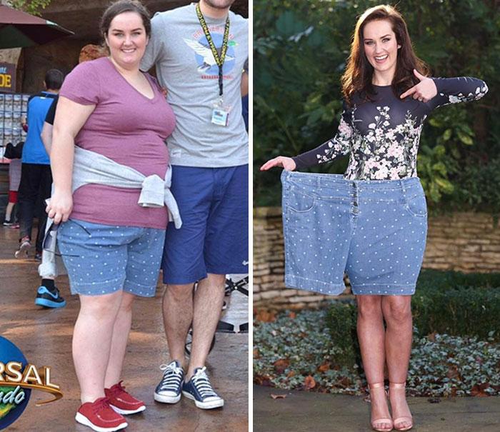 Como bajar de peso en 1 mes mujeres