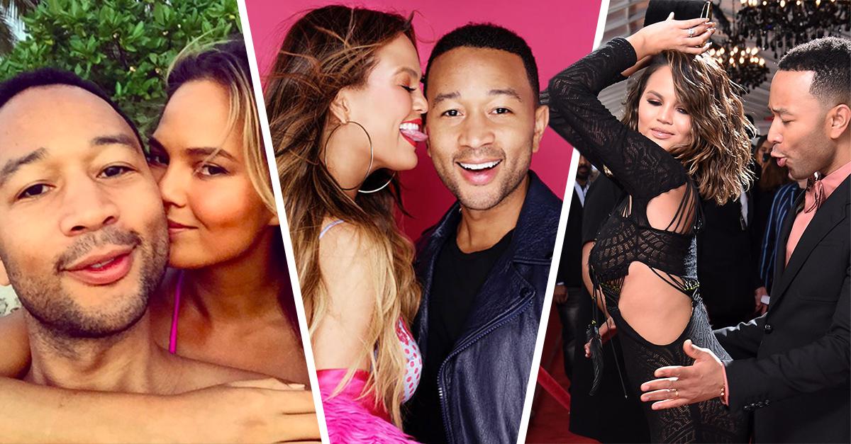 16 Razones por las que Chrissy Teigen y John Legend tienen la mejor relación de Hollywood