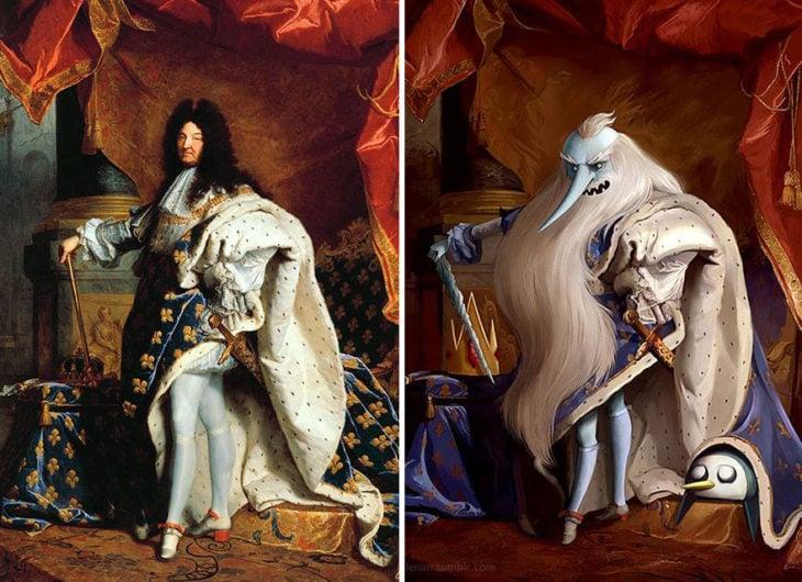 pinturas de Lothlenan