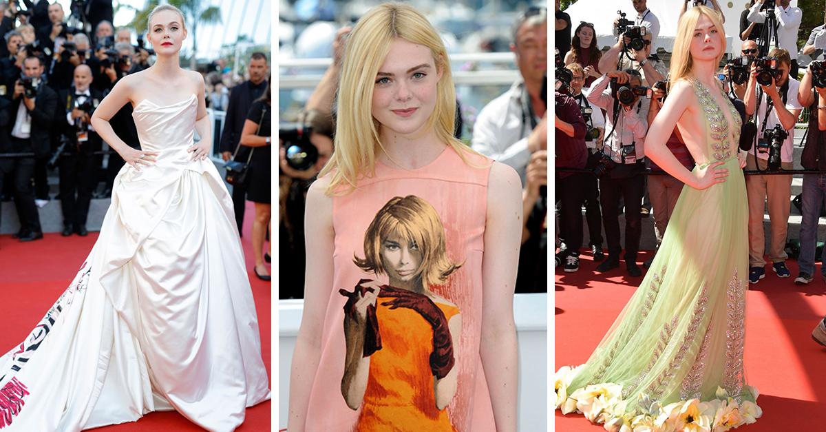 Los looks que han coronado a Elle Fanning como la it girl del momento