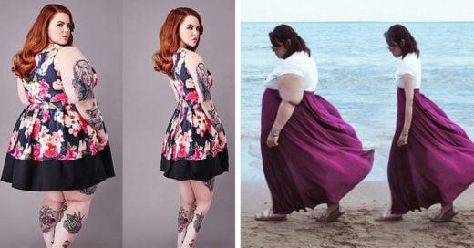 'Project Harpoon', el movimiento que esta cambian el cuerpo de las modelos talla extra