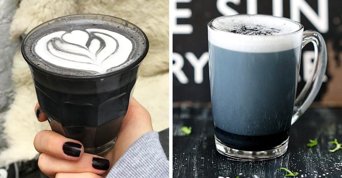 16 Razones por las que el 'latte negro' va perfecto con tu alma gótica