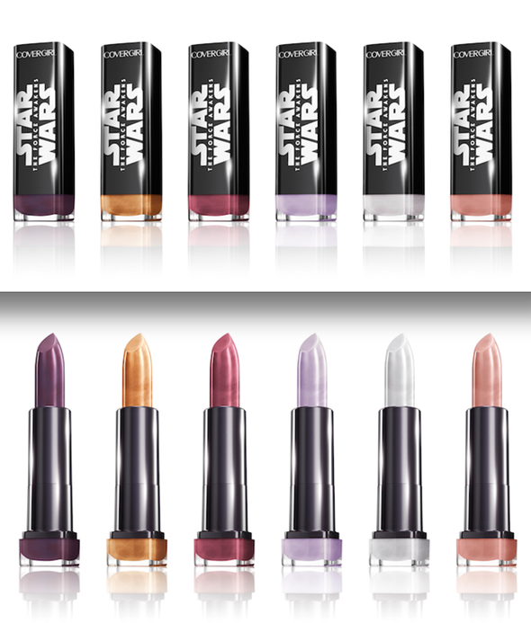 labiales star wars