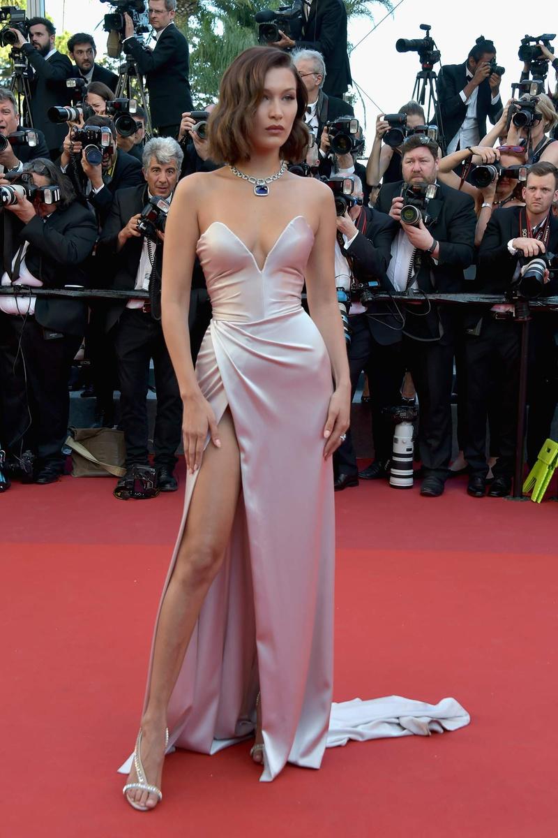 15 Famosas Que Lucieron Espectaculares En El Festival Cannes