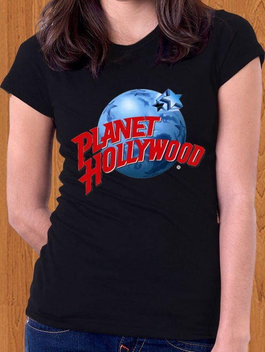 camisa planet hollywood