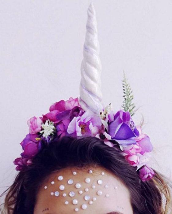 cuerno unicornio