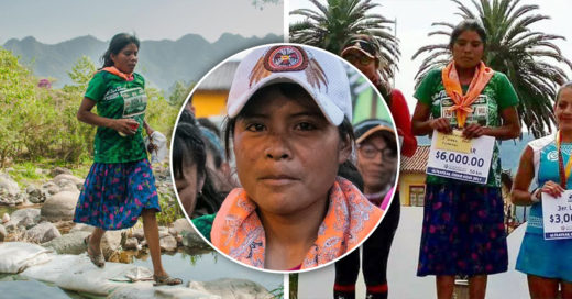 Mujer tarahumara gana ultramaratón sin equipación deportiva
