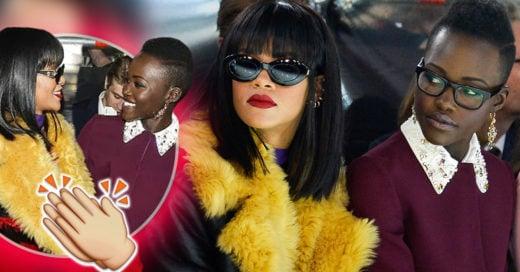 Netflix hará una película con Rihanna y Lupita Nyong'o